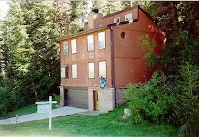 Park City 4 bd house (unfurnished)  for two weeks