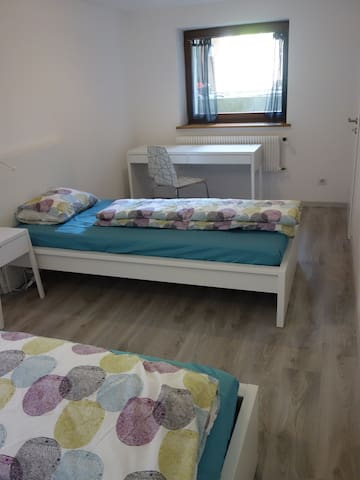 Comfortable room for visitors of Basel or Alsace