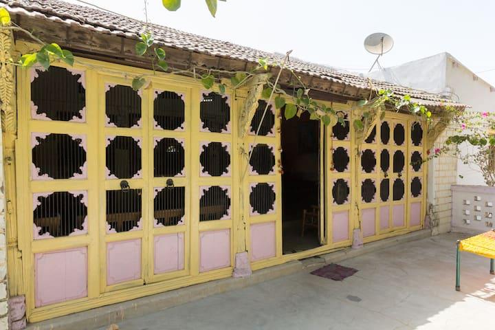 Kirshnaben Jayrambhai Home Stay