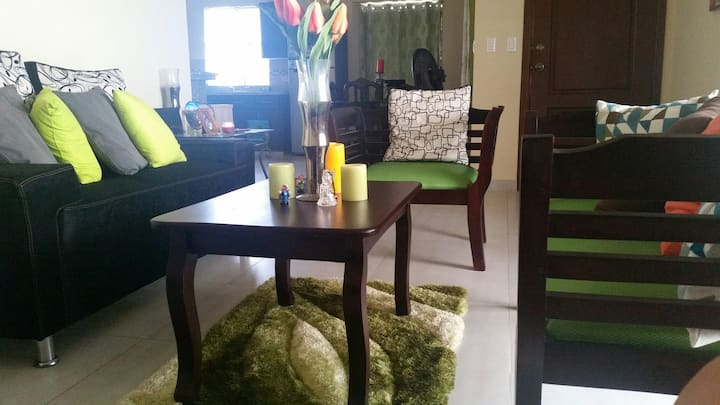 Your home in the New center of Managua, Nicaragua
