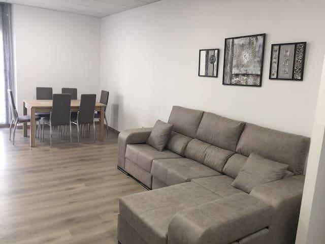 Apartamento 21, muy céntrico, 5personas