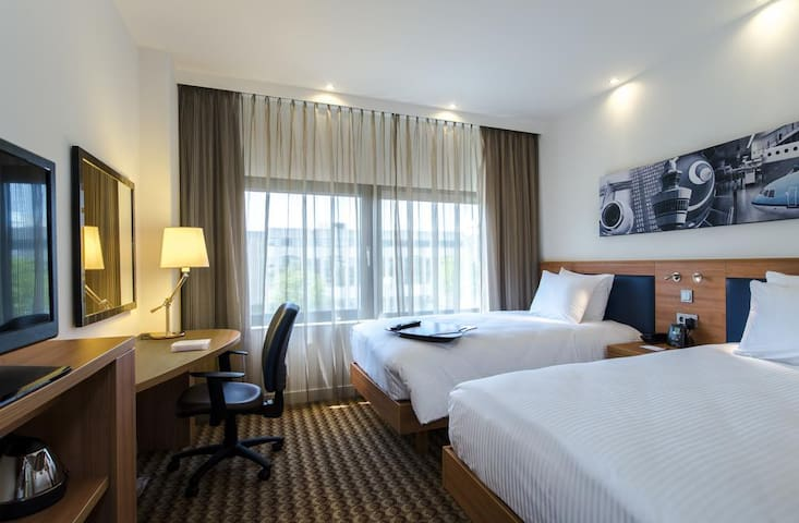 Hampton by Hilton hotel amsterdam - Amsterdam - Apartment