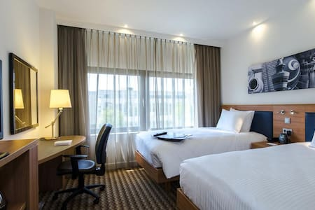 Hampton by Hilton hotel amsterdam - Amesterdão