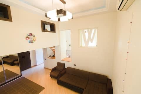 Ubicación central Apartamento moderno