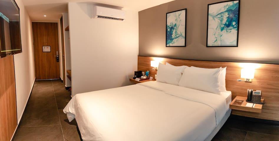 Bs Suites Hotel Merida