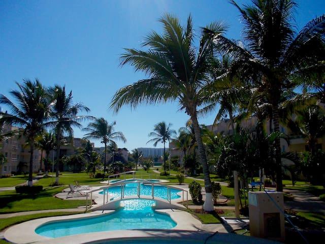 Apartamento en Punta Diamante (PB) - Acapulco - Wohnung