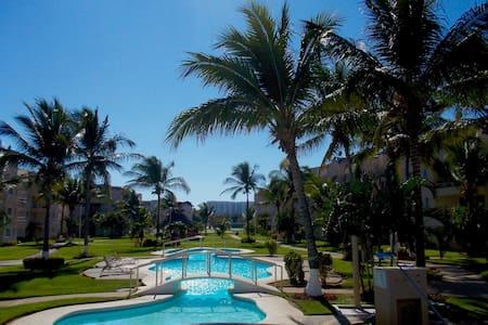 Apartamento en Punta Diamante (Planta Baja)