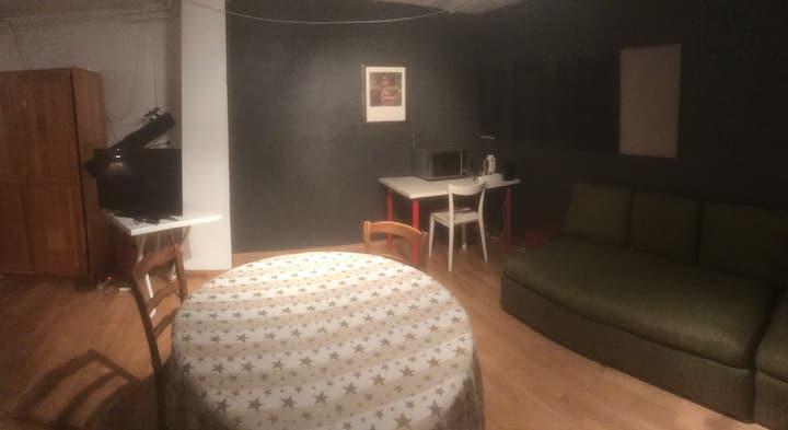 Grande chambre 2 à 6 couchages echenevex