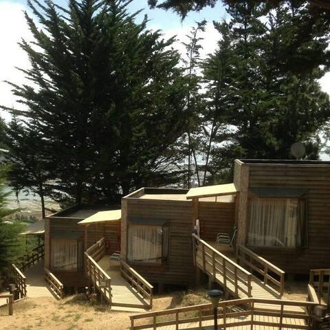 Cabaña Navitas Cerro Alto Cahuil