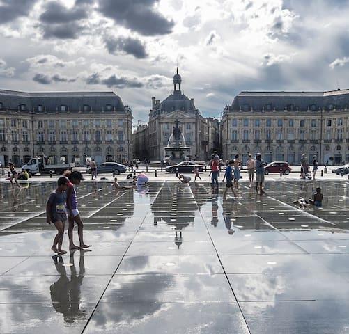 Guidebook for Bordeaux