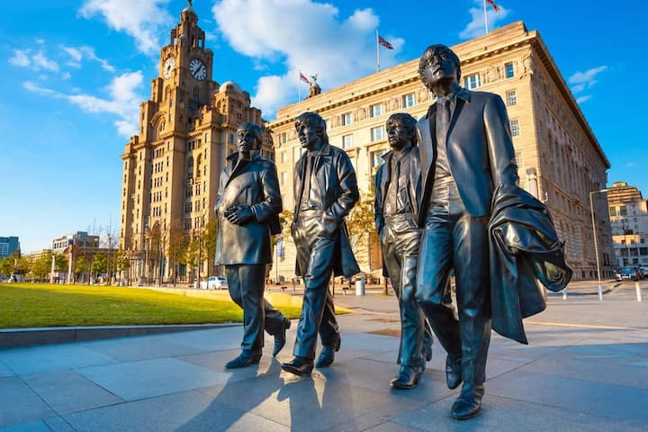 Home From Home's Liverpool city guide