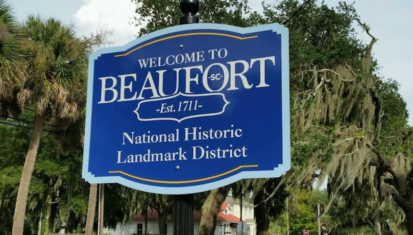 Beautiful Beaufort, SC
