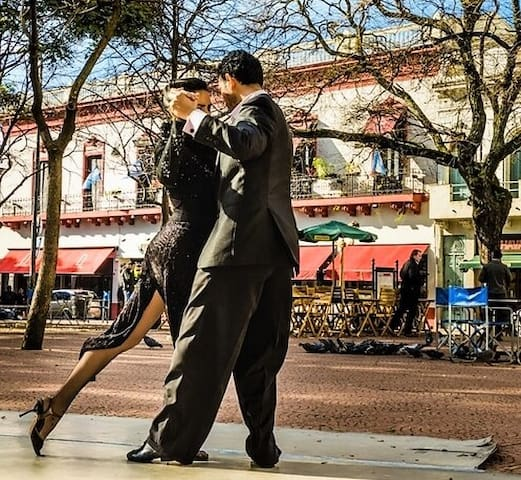 Guidebook to San Telmo and  Buenos Aires