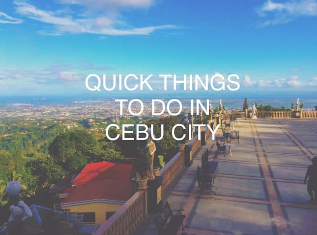 Things to do Cebu City