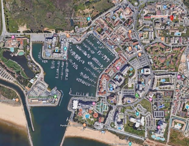 Practical Guide of Vilamoura & Algarve surroundings