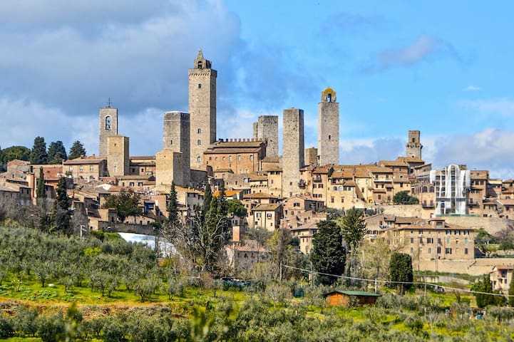 Guidebook for San Gimignano
