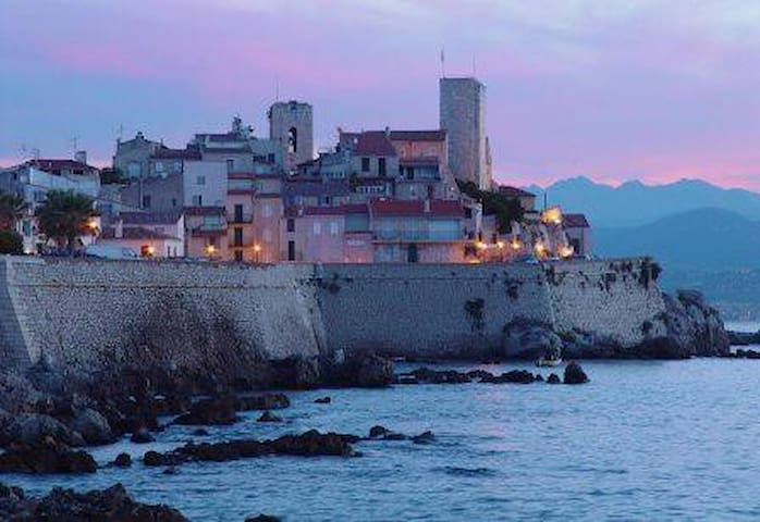 Guidebook for Antibes