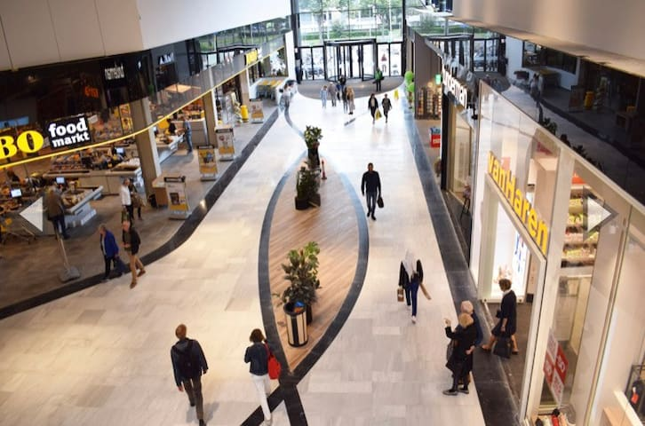 Shops Mall of the Netherlands