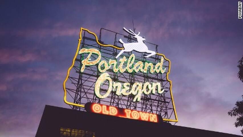 Portland Guidebook