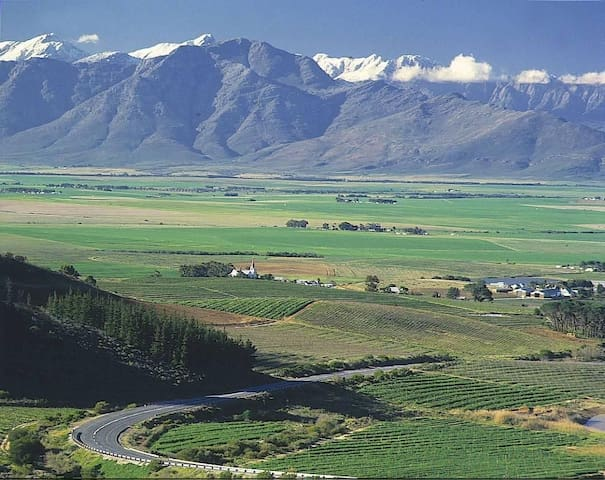 Guidebook for the Riebeek Valley