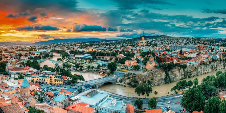 Guidebook for Tbilisi
