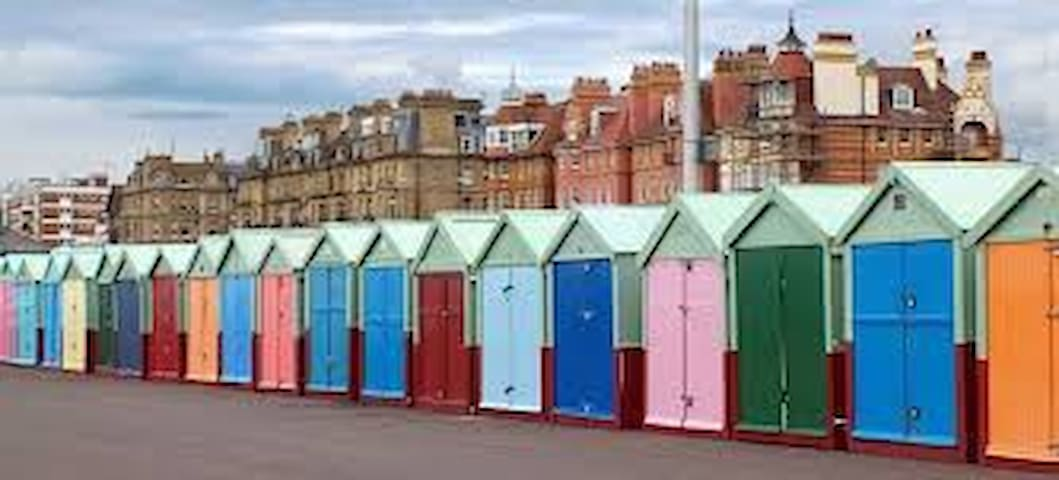 Guidebook for The City of Brighton and Hove