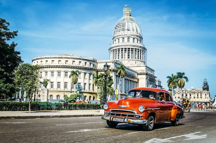 Guidebook to Havana