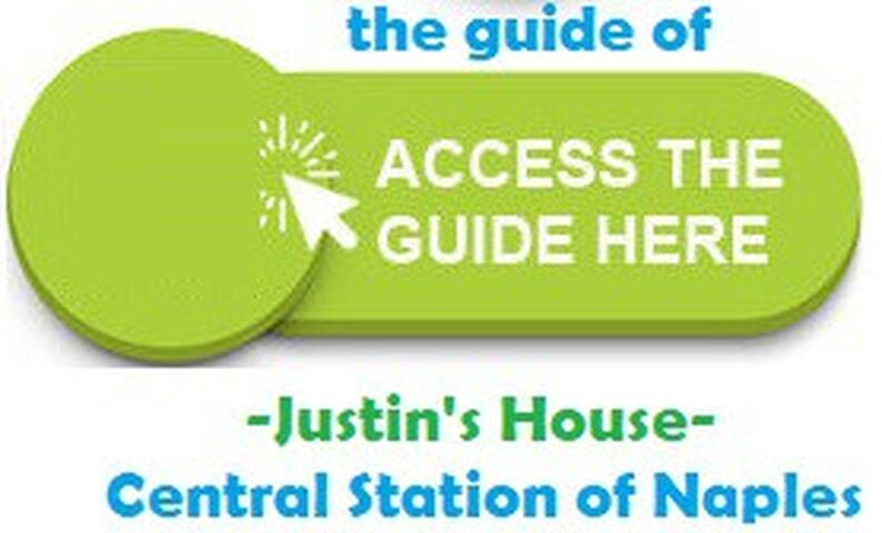 the guide of -Justin's House- Central Station of Naples -