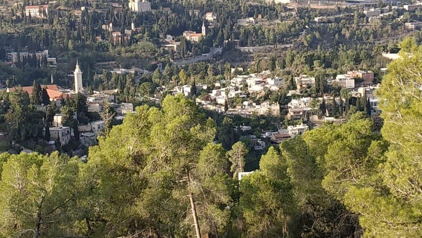 Guidebook for Jerusalem