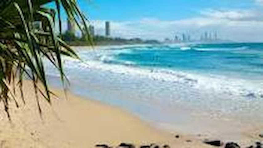 Guidebook for Burleigh Heads