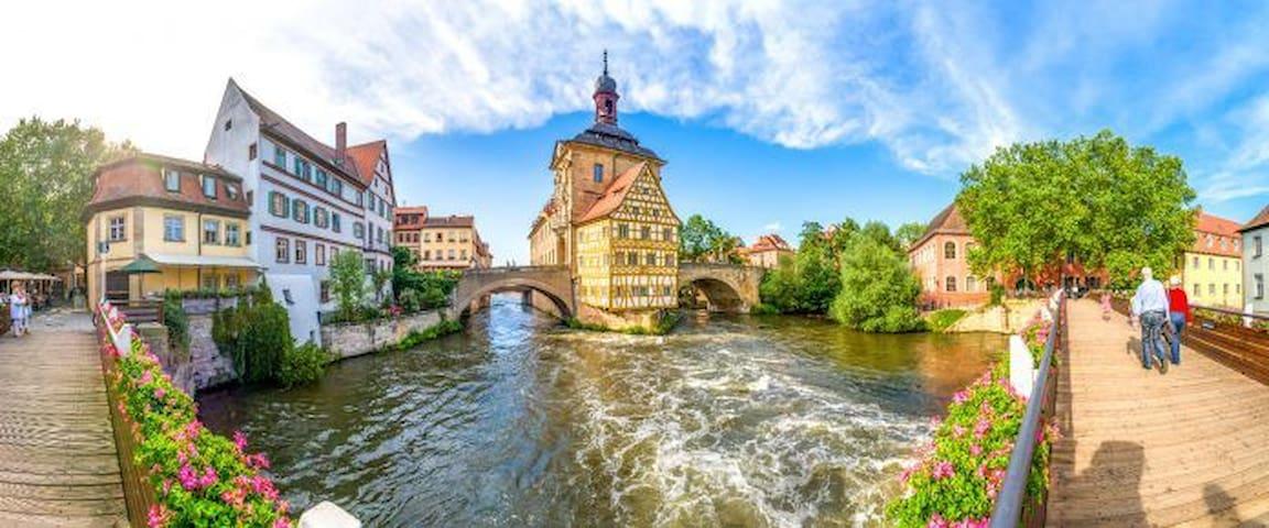 Davids insider Guidebook for Bamberg