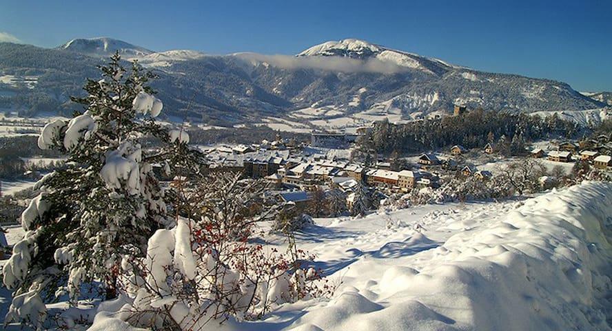 Guide Seyne-les-Alpes