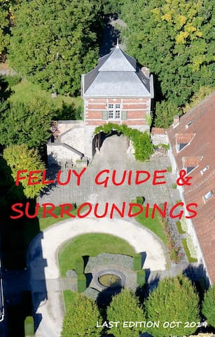 Guidebook for feluy