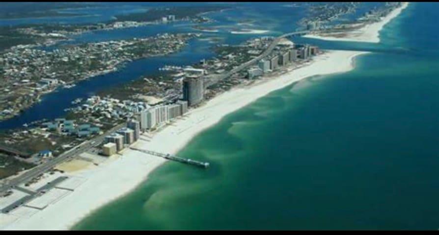 Orange Beach , Gulf Shores, Foley