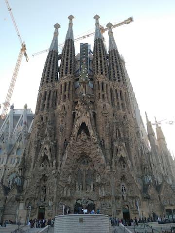 My Barcelona guidebook