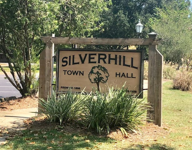 Silverhill- Robertsdale AL