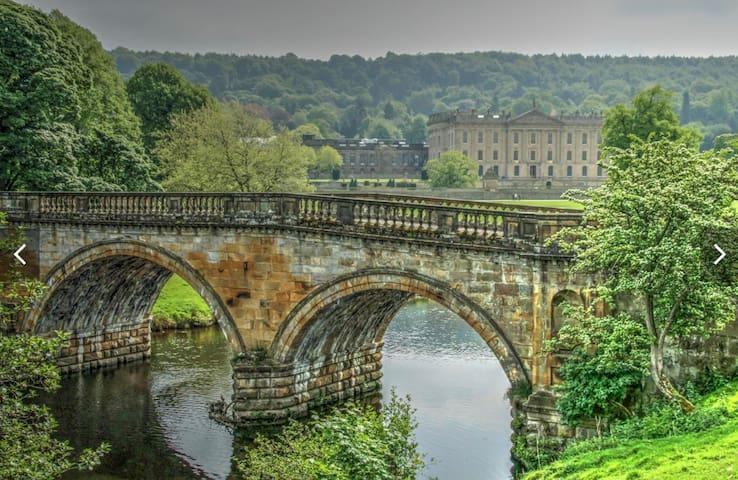 Guidebook for Derbyshire