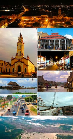 Guidebook for Iquitos by Family House
