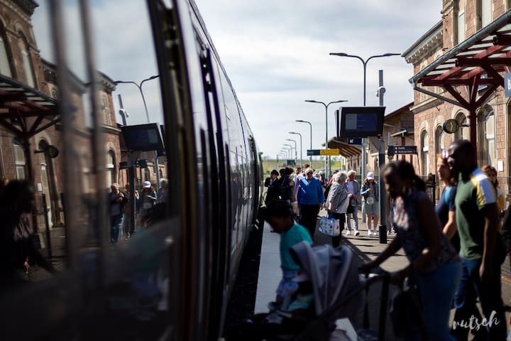 À max 30min en train direct de Strasbourg