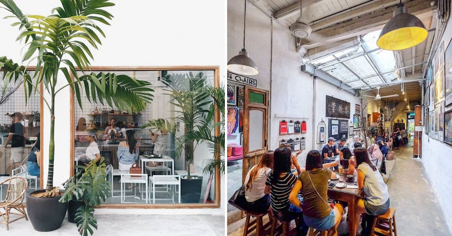 Top Cafes In Penang You Need To Visit Penang
