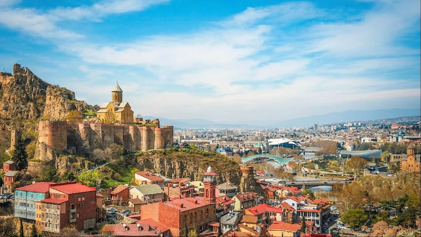 Tbilisi guidebook