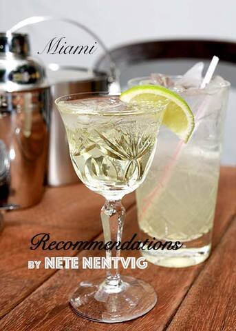 Nete's guidebook #1  Restaurants & Bars