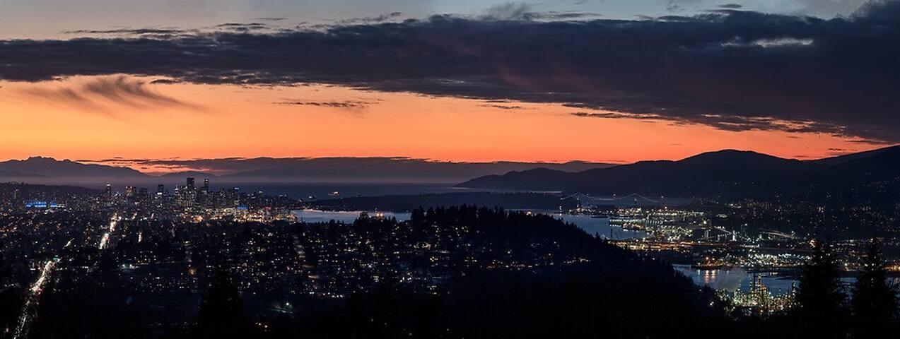 Vancouver area guidebook