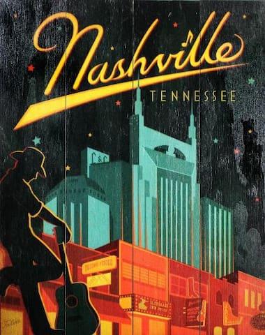 Nashville Guidebook