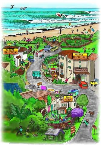 Guidebook for Jeffreys Bay