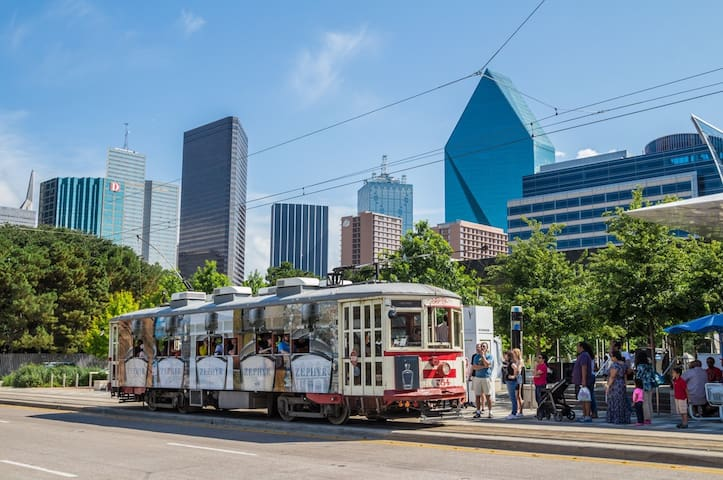 Guidebook for Downtown Dallas