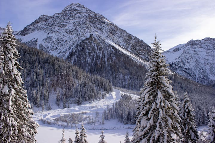 First time in Arosa