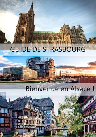 Guide de Strasbourg