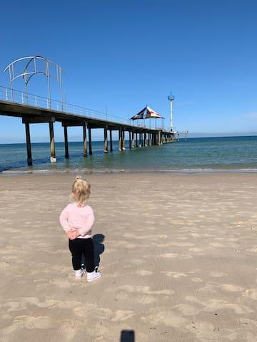 Brighton Beach Beds guidebook