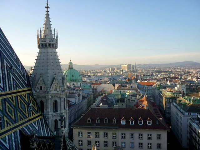 Guidebook for Vienna (from 2nd district)